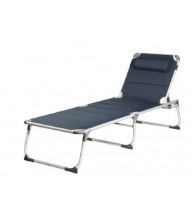 Gultas Campart Foldable Lounger Padded