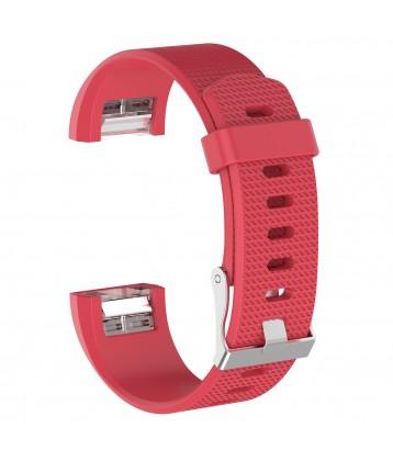 Apyrankė Fitbit Charge 2 - Raudona