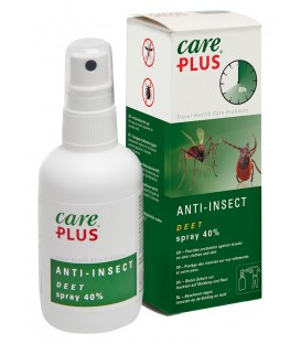 CarePlus Anti-Insect Deet 40% 100ml