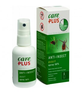 CarePlus Anti-Insect Deet 50% 60ml