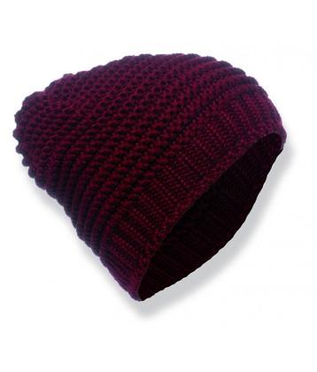 Matt Thick Knitt Beanie