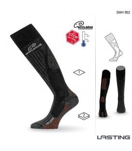Slidinėjimo kojinės Lasting SWH Merino