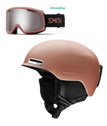 Smith Allure + Smith Riot S3+S1