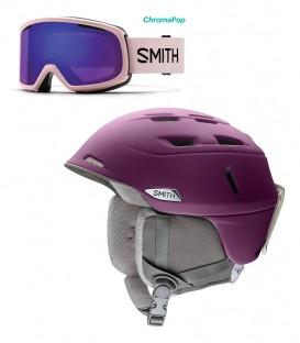 Smith Compass + Smith Riot S3+S1