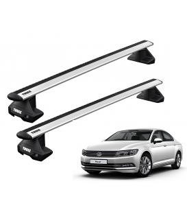 VW Passat Sedan (B8) Thule WingBar Evo