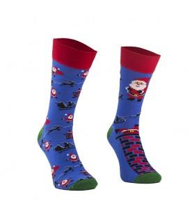 Comodo funny socks Santa Claus