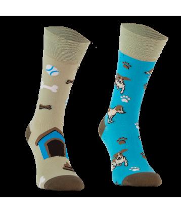 Comodo funny socks Jack Russel