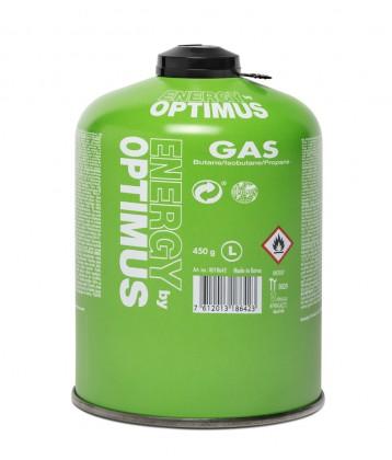 450g Optimus dujų balionėlis