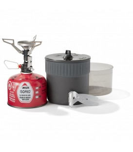 Rinkinys MSR PocketRocket Deluxe Stove Kit