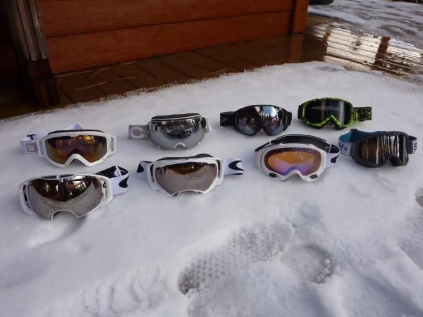 Kaip išsirinkti tinkamus akinius slidinėjimui?