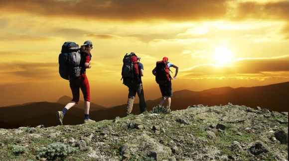 Hikingas ar trekingas?
